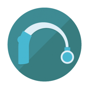 Hearing Aid Evaluation Icon